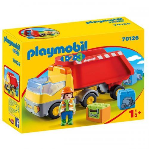 123 Basculanta Rosie - Jucarii Playmobil -