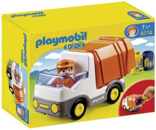 123 Camion Deseuri - Jucarii Playmobil -
