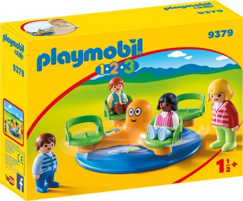 123 Carusel Copii - Jucarii Playmobil -