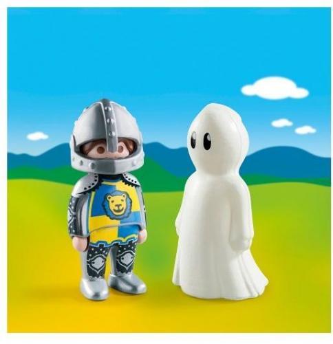 123 Cavaler Cu Fantoma - Jucarii Playmobil -
