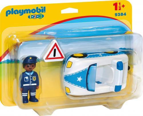 123 Masina De Politie - Jucarii Playmobil -