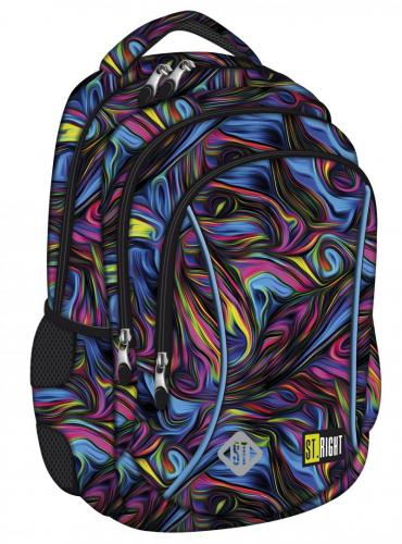 15 backpack with 3 compartments bp-26 - Rechizite - Ghiozdane si trolere