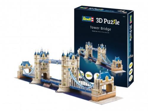3D Puzzle Tower Bridge - Jocuri pentru copii - Jocuri cu puzzle