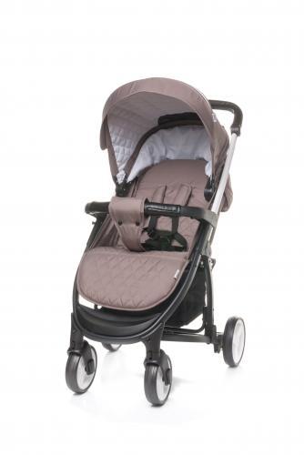 4Baby ATOMIC Brown - Carucior bebe - Carucioare sport