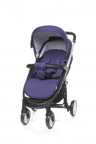 4Baby ATOMIC Purple - Carucior bebe - Carucioare sport