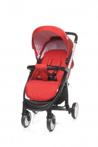 4Baby ATOMIC Red - Carucior bebe - Carucioare sport