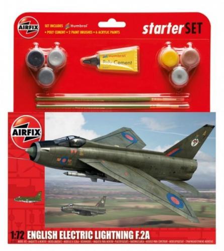 Airfix English Lightning F2a - Jucarii copilasi - Jucarii de constructie