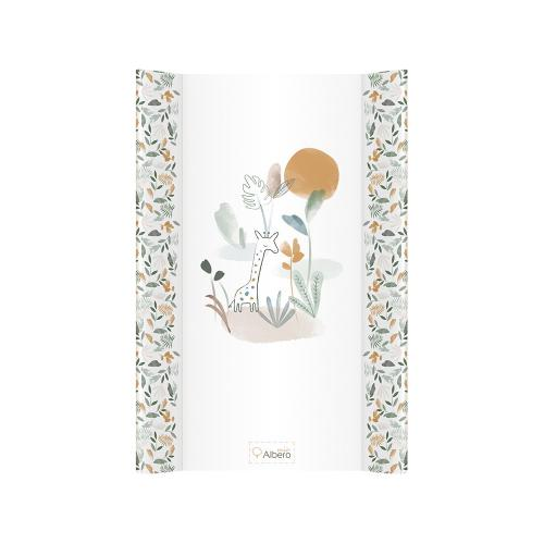 Albero Mio salteluta de infasat dura 70 cm - E003 Safari - Camera bebelusului - Masa infasat