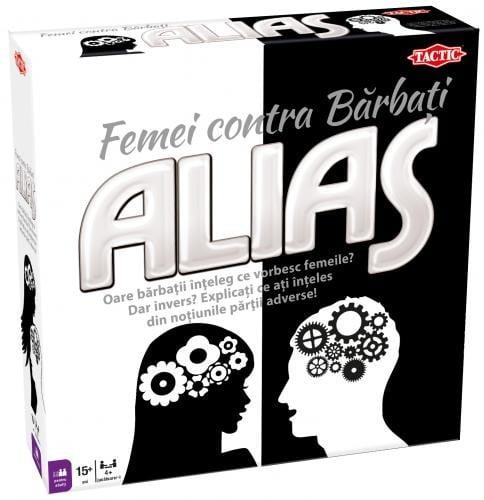 Alias Woman vs Men - Jocuri pentru copii - Jocuri societate