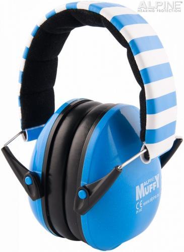 Alpine Muffy Casca impotriva zgomotului - antifon - albastru - Articole pentru mamici -