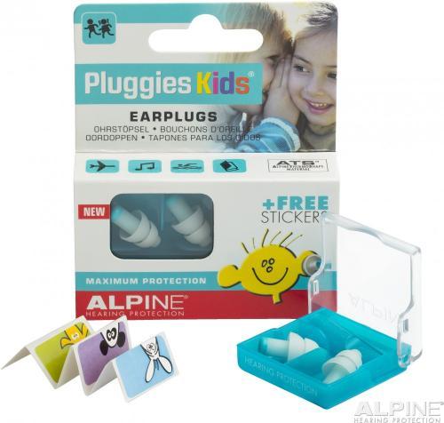 Alpine Pluggies Kids dopuri de urechi pentru copii - Articole pentru mamici -