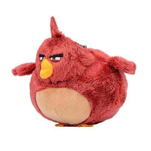 Angry Birds: Plus cu agatatoare 14cm - Terence - Jucarii copilasi - Jucarii din plus