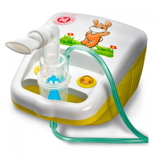 Aparat de aerosoli cu compresor Little Doctor LD-212C - 3 Dispensere pentru reglarea - Igiena ingrijire - Aparate aerosoli