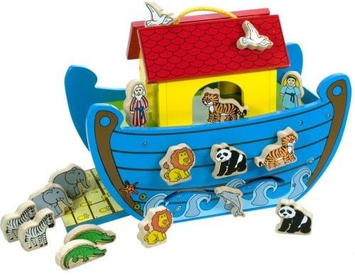 Arca Lui Noe 2 - Jucarii copilasi - Dezvoltare imaginatie