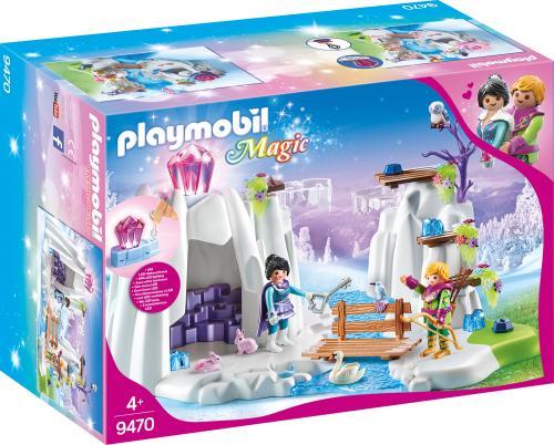 Ascunzatoarea De Cristal - Jucarii Playmobil -