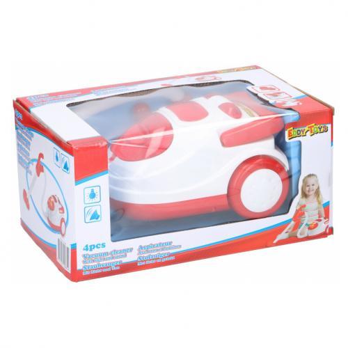 Aspirator Eddy Toys - Jucarii copilasi - Jucarie interactiva