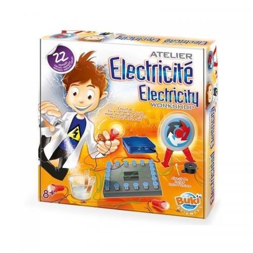 Atelierul De Electricitate - 22 Circuite - Jucarii copilasi - Jucarii educative bebe