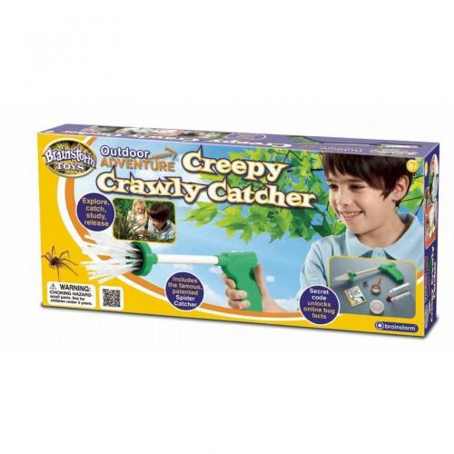 Aventuri in aer liber Capcana insecte Brainstorm Toys E2033 - Jucarii copilasi - Jucarii educative bebe