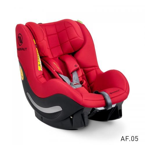 Avionaut AeroFIX SOFT LINE scaun auto 0-18kg iSize - AF05 Red - Scaune auto copii - Scaun auto 0-18 kg