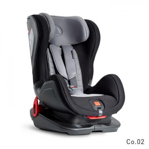 Avionaut Glider Comfy scaun auto 9-25kg - CO02 Grey - Scaune auto copii - Scaun auto 9-25 Kg