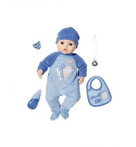 Baby Annabell - Alexander 43 cm - Papusi ieftine -