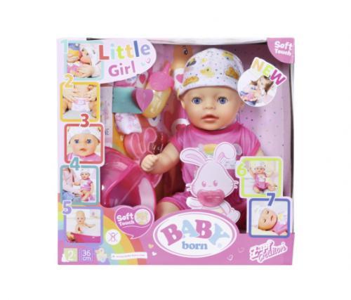 BABY born-Mica papusa interactiva - Papusi ieftine -