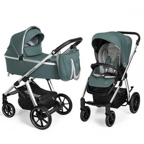 Baby Design Bueno carucior multifunctional 2 in 1 - 205 Turquoise 2020 - Carucior bebe -