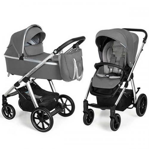 Baby Design Bueno carucior multifunctional 2 in 1 - 207 Gray 2020 - Carucior bebe -