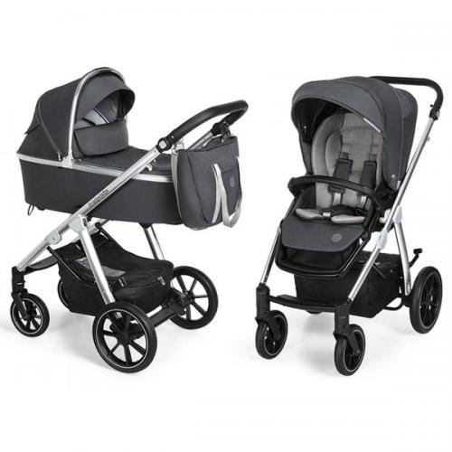 Baby Design Bueno carucior multifunctional 2 in 1 - 217 Graphite 2020 - Carucior bebe -