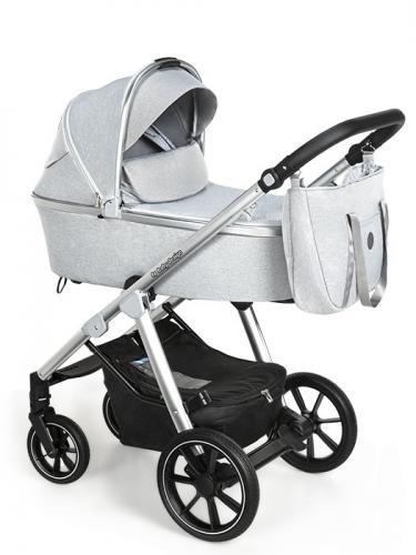 Baby Design Bueno carucior multifunctional 2 in 1 - 27 Light Gray 2020 - Carucior bebe -