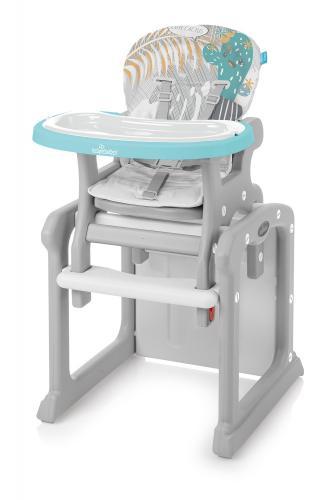 Baby Design Candy scaun de masa 2:1 - 05 Turquoise 2019 - Hrana bebelusi - Scaun masa bebe