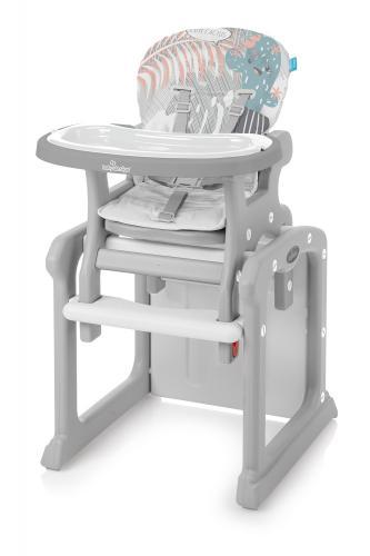 Baby Design Candy scaun de masa 2:1 - 08 Pink 2019 - Hrana bebelusi - Scaun masa bebe