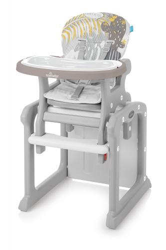 Baby Design Candy scaun de masa 2:1 - 09 Beige 2019 - Hrana bebelusi - Scaun masa bebe