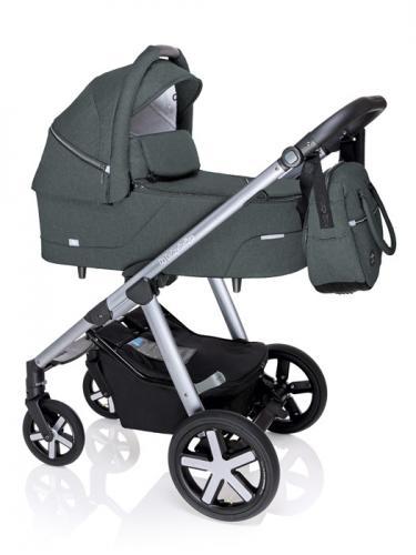 Baby Design Husky carucior multifunctional + Winter Pack - 17 Graphite 2020 - Carucior bebe - Carucioare 2 in 1