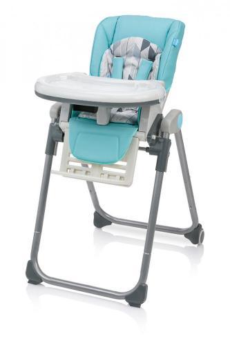 Baby Design Lolly Pastel scaun de masa - 05 Lake Blue 2019 - Hrana bebelusi - Scaun masa bebe