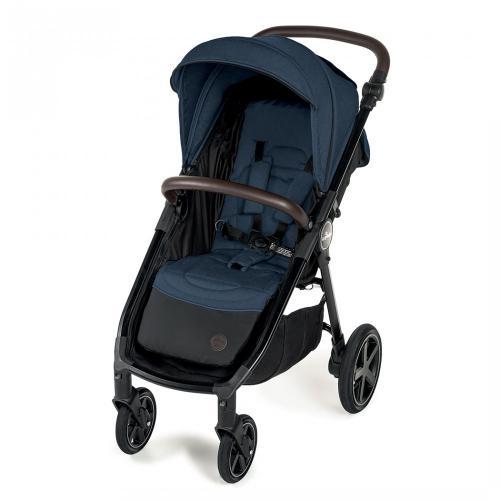 Baby Design Look Air carucior sport - 03 Navy 2020 - Carucior bebe - Carucioare sport