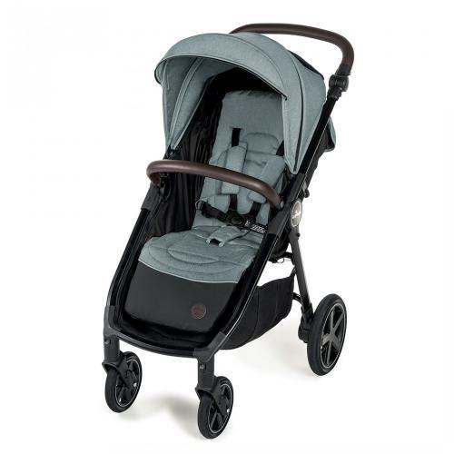Baby Design Look Air carucior sport - 05 Turquoise 2020 - Carucior bebe - Carucioare sport