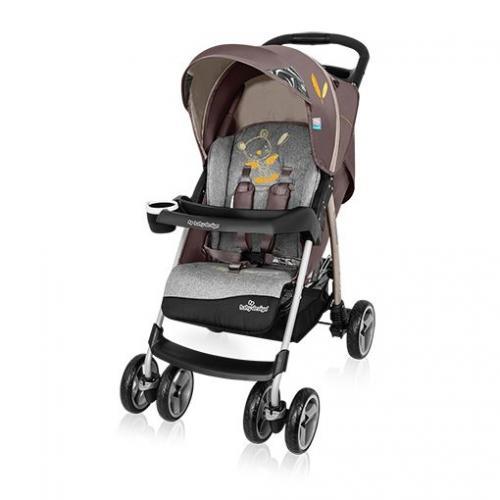 Baby Design Walker Lite 09 Brown 2016- Carucior Sport - Carucior bebe - Carucioare sport