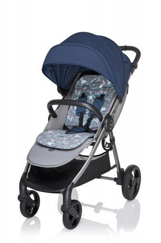 Baby Design Wave carucior sport - 03 Navy 2020 - Carucior bebe - Carucioare sport