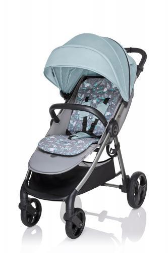 Baby Design Wave carucior sport - 05 Turquoise 2020 - Carucior bebe - Carucioare sport