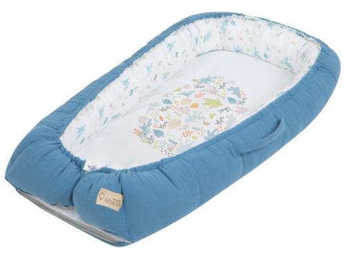Baby Nest Klups Eco & Love Ocean E001 - Camera bebelusului - Baby nest