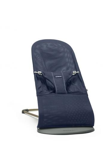 Babybjorn - balansoar bliss navy blue - mesh - Camera bebelusului - Leagane si balansoare