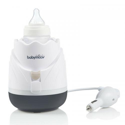 Babymoov –a002028-incalzitor De Biberoane Si Recipiente Pentru Casa Si Masina Tulip Cream - Hrana bebelusi - Accesorii alimentare
