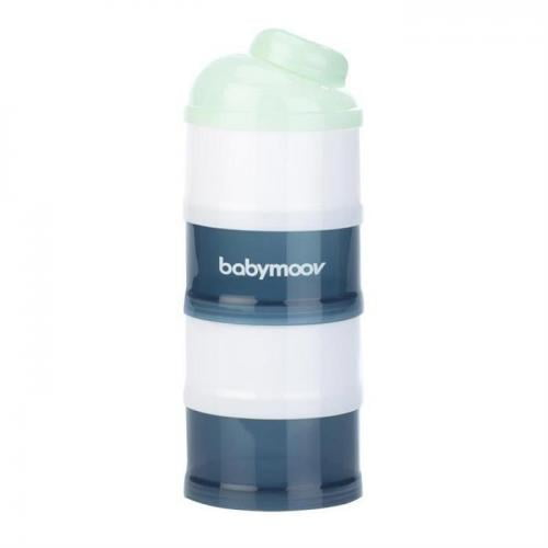 Babymoov – A004213 Dozator lapte praf Artic Blue - Hrana bebelusi - Accesorii alimentare