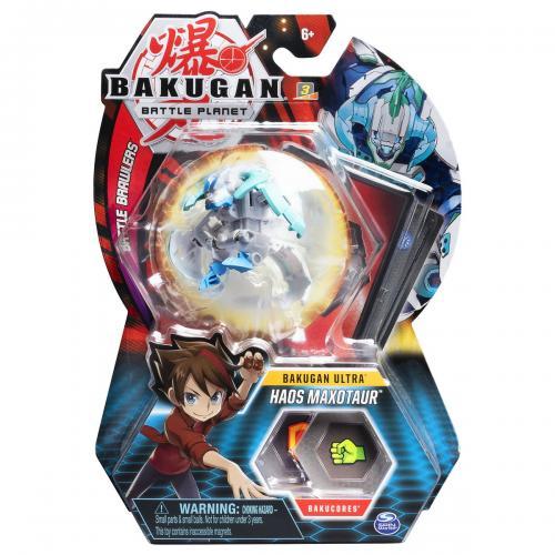 Bakugan bila ultra haos maxotaur - Jocuri pentru copii - Jocuri societate