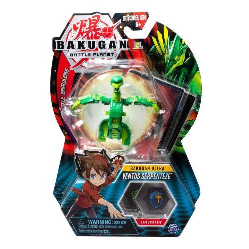 Bakugan bila ultra ventus serpenteze leviathan green - Jocuri pentru copii - Jocuri societate