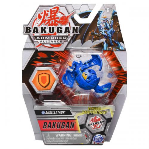 Bakugan s2 bila basic auxillataur cu card baku-gear - Jocuri pentru copii - Jocuri societate