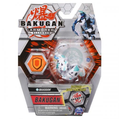 Bakugan s2 bila basic maxodon cu card baku-gear - Jocuri pentru copii - Jocuri societate