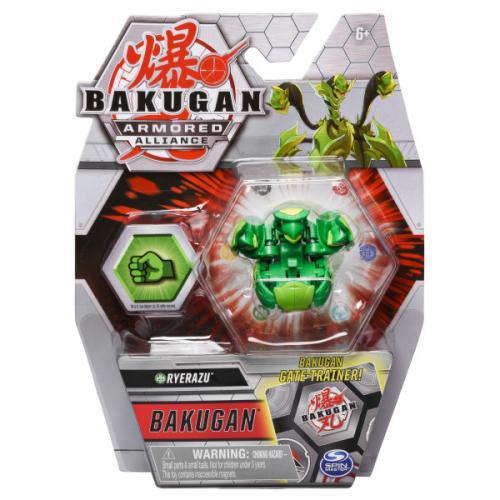 Bakugan s2 bila basic ryerazu cu card baku-gear - Jocuri pentru copii - Jocuri societate