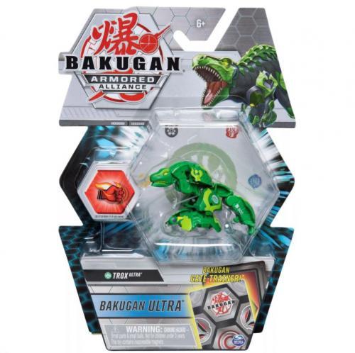 Bakugan s2 bila ultra trox cu card baku-gear - Jocuri pentru copii - Jocuri societate